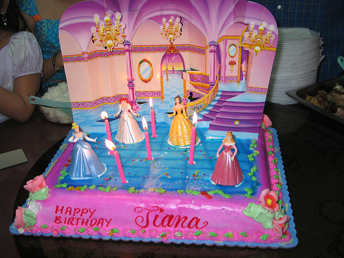 Princess Birthday Cakes Ideas For Your Party