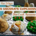 9 Fun Ways To Decorate Cupcakes That Look Awesome