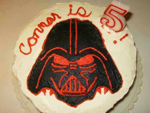 Pleasing 5 Easy Ideas For Amazing Star Wars Cakes Novelty Birthday Cakes Personalised Birthday Cards Paralily Jamesorg