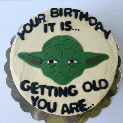 5 Easy Ideas For Amazing Star Wars Cakes Novelty